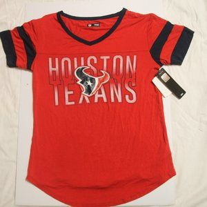 BNWT Houston Texans T-Shirt Size Small